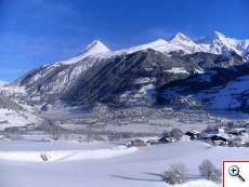 Winter in Matrei in Osttirol